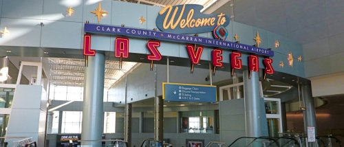 Las Vegas Airport To Be Named For Former Senator Harry Reid