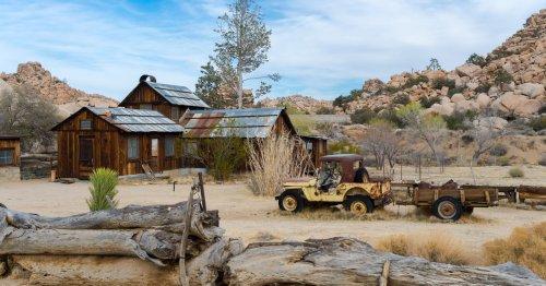 The Incredible Keys Ranch Tour In Joshua Tree - TravelAwaits