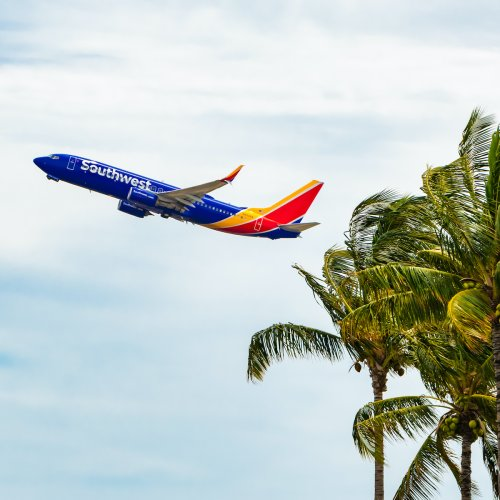 Southwest Airlines Adds Nonstop Flights To Hawaii From Three New Cities - TravelAwaits