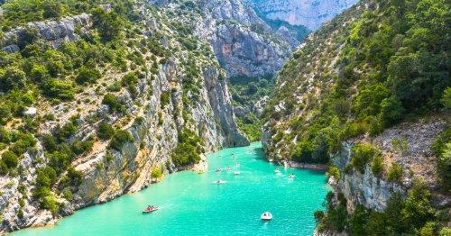 Visiting The Stunning Gorges Du Verdon In France - TravelAwaits