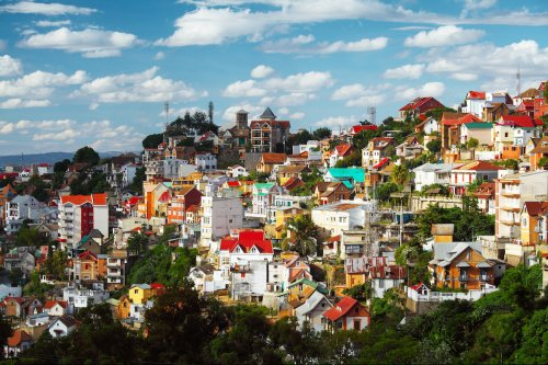 9 Most Colorful Cities In Africa - TravelAwaits