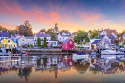 The Best Girls' Getaway Weekends In New England