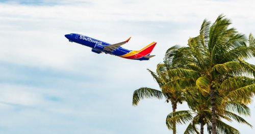 Southwest Airlines Celebrates 50th By Giving Away Millions Of Rapid Rewards Points - TravelAwaits