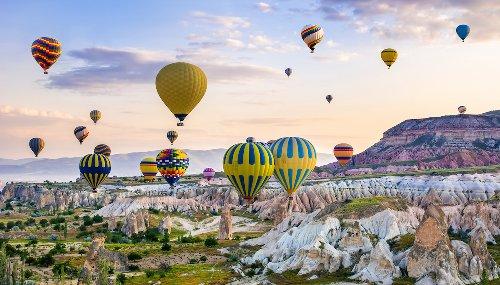 Cappadocia, Turkey: Balloon Rides And 9 Other Fantastic Experiences