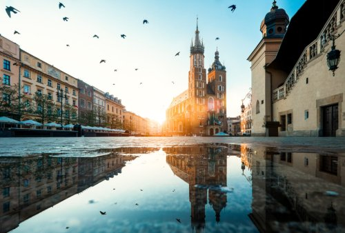 7 Beautiful Places In Krakow, Poland