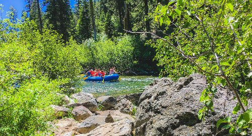 How To Spend A Weekend In Historic Truckee, California
