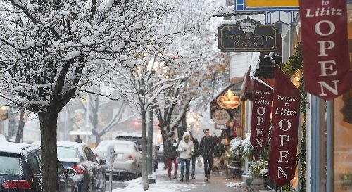 10 Pennsylvania Towns That Feel Like You're In A Hallmark Christmas Movie