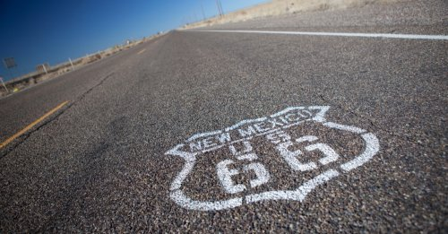 New Mexico: Driving Route 66 In The Southwest