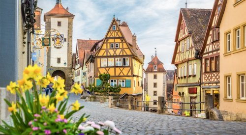 Best Medieval Towns To Visit In Germany