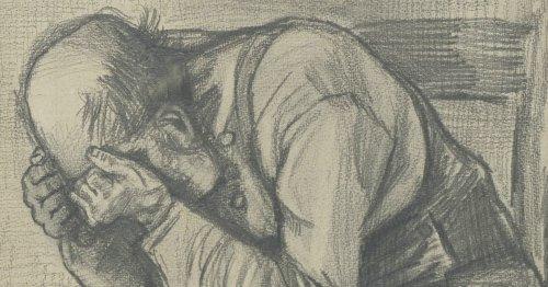 New Van Gogh Drawing Debuts At Amsterdam Museum