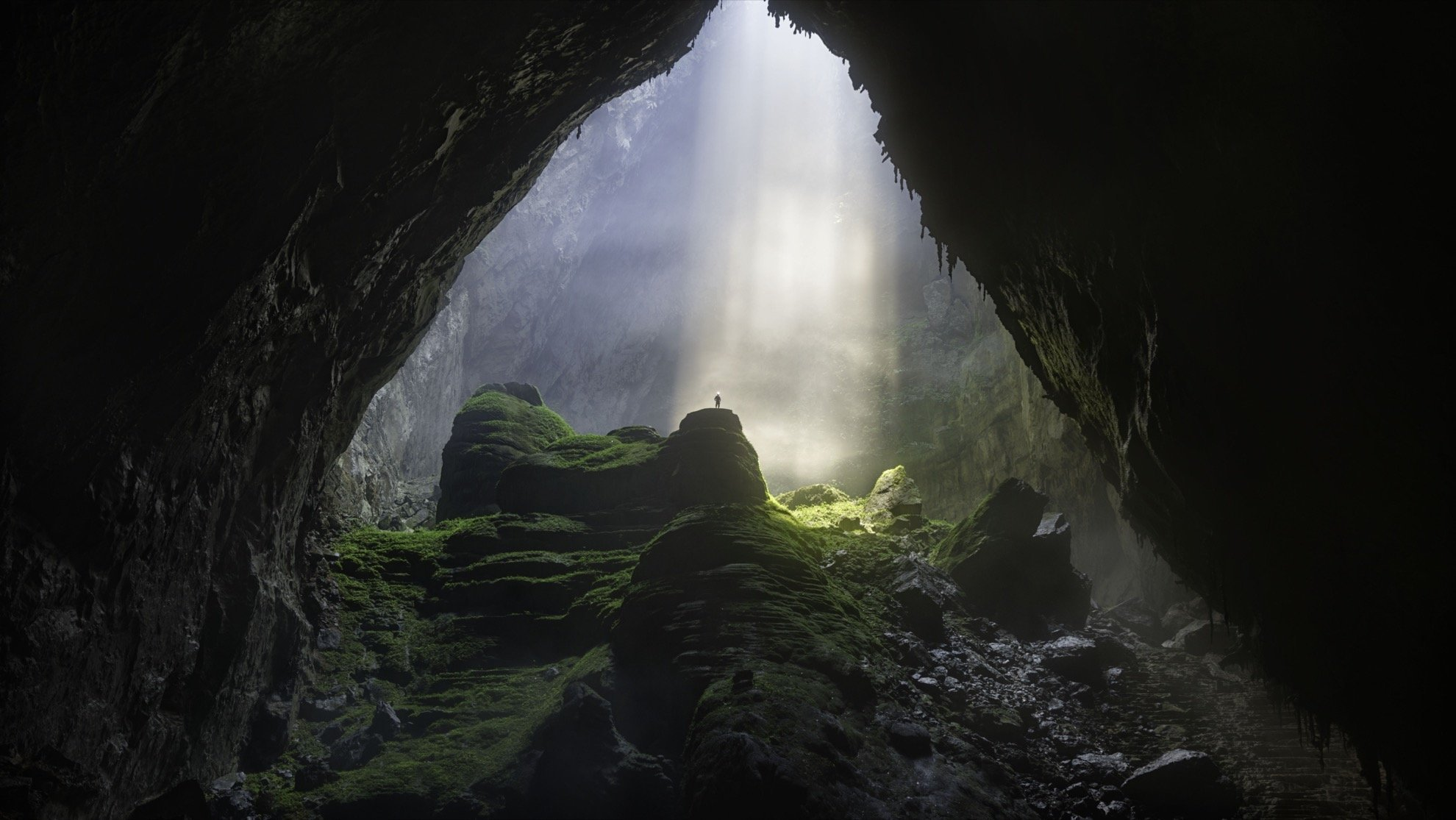 Meet The Largest Cave In The World: Vietnam's Son Doong Cave