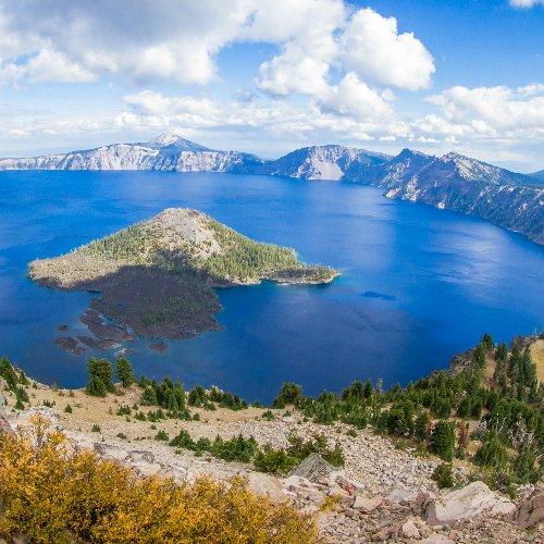 How To Visit Crater Lake National Park In Oregon