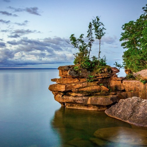 Why You Must Visit Beautiful Madeline Island, Wisconsin In An RV