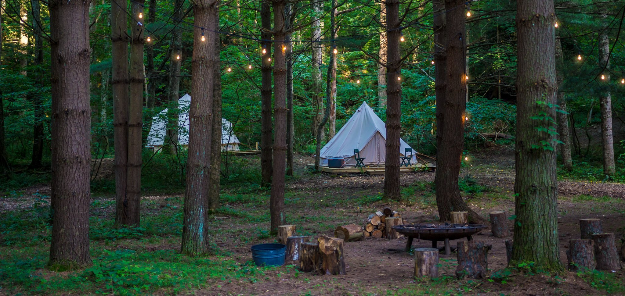 8 Tips For Turning Camping Into Glamping