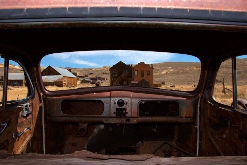 The Curse Of Bodie, California Still Lingers For Visitors And Park Rangers
