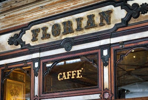 Peek Inside At The Ornate Interiors Of The World's Oldest Cafe