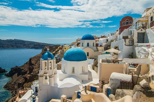 Greece Reopening To Vaccinated Travelers This Week