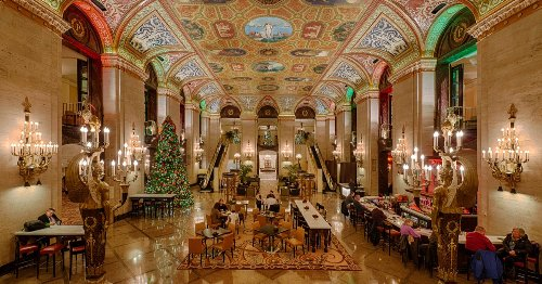 Chicago's Iconic Palmer House Hilton Reopens In Time To Celebrate 150th Anniversary - TravelAwaits