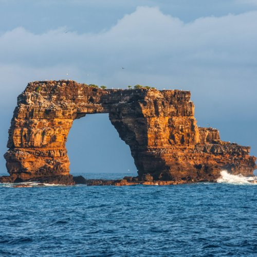Famous Galapagos Islands Arch Formation Collapses Into Ocean - TravelAwaits