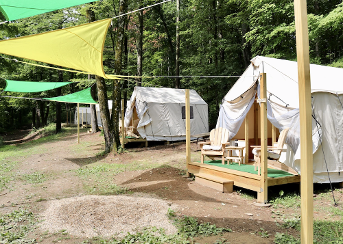 9 Incredible Glamping Destinations In Upstate New York