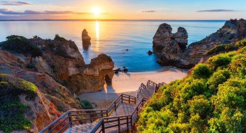 Exploring Portugal's Beautiful Algarve Region