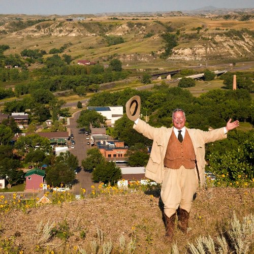 Medora, ND: How To Spend A Perfect Day Near Theodore Roosevelt