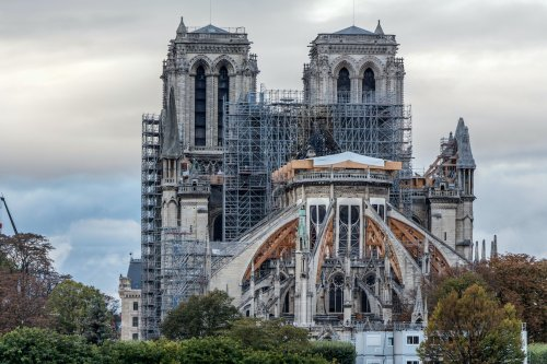 France's Notre-Dame Cathedral To Welcome Visitors Again In 2024