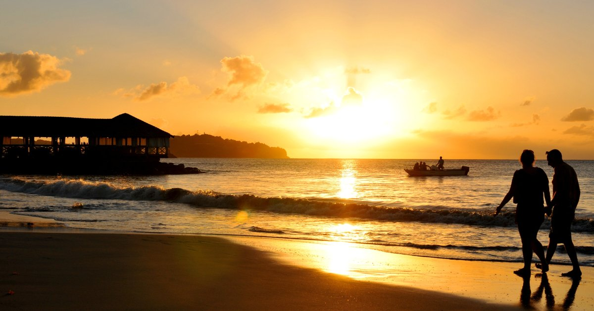 St. Lucia Makes Visiting Easier For Vaccinated Travelers