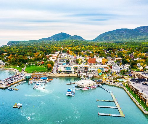 Bar Harbor: Enjoy The Coastal Views As You Continue Your Journey North