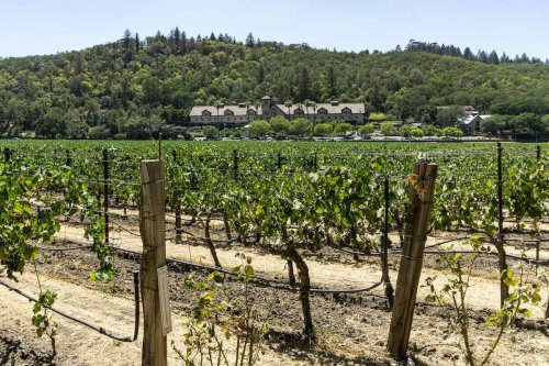Visiting The Oldest Wine Tasting Room In California
