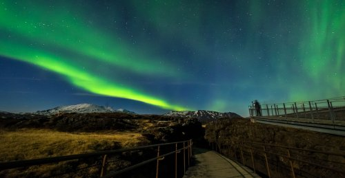 9 Magical Places To View The Northern Lights In Iceland - TravelAwaits