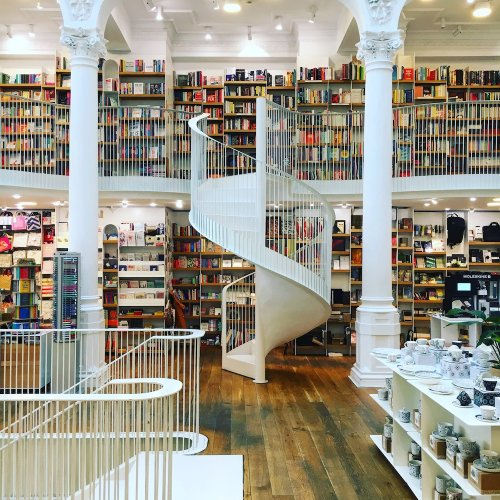 9 Incredible Destinations For Book Lovers