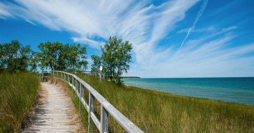 7 Incredible State Parks To Visit On Michigan's East Coast