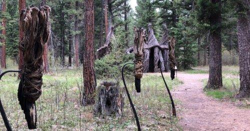 The Incredible Blackfoot Pathways Art Installation - TravelAwaits