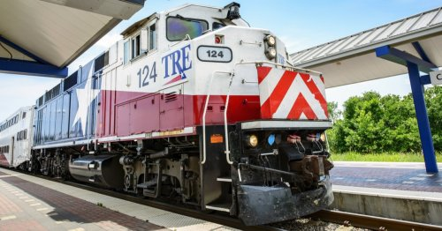 7 Epic Train Rides In Texas