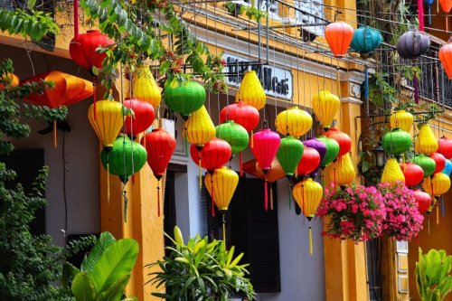 9 Most Colorful Cities In Asia - TravelAwaits