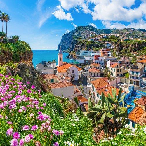 Meet Beautiful Madeira, Portugal's Best-Kept Secret