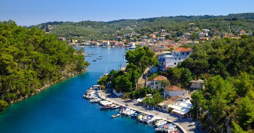5 Of The Least Touristy Islands In Greece