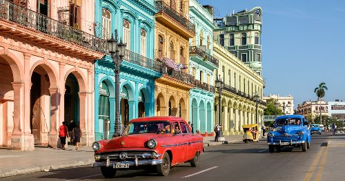 9 Most Colorful Cities In The Caribbean