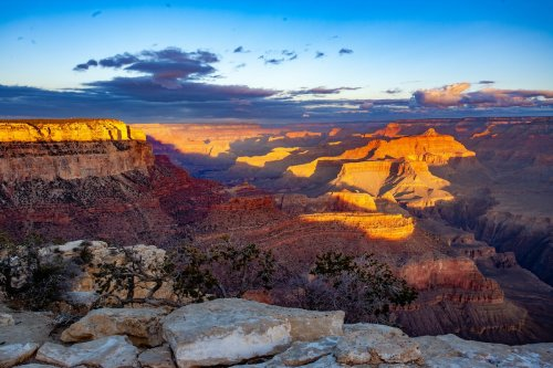 Reasons Why Fall Is My Favorite Time To Visit The Grand Canyon