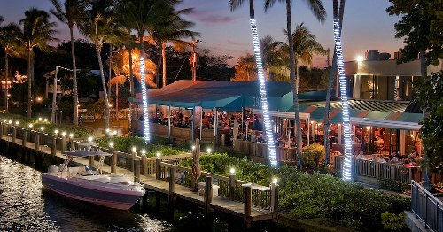 The Best Delray Beach, Florida Restaurants Perfect For Outdoor Dining