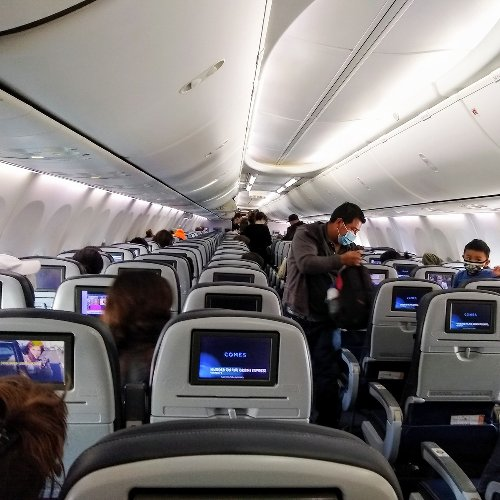 Flying From The U.S. To Mexico: The Good, A Little Bad, And No Ugly