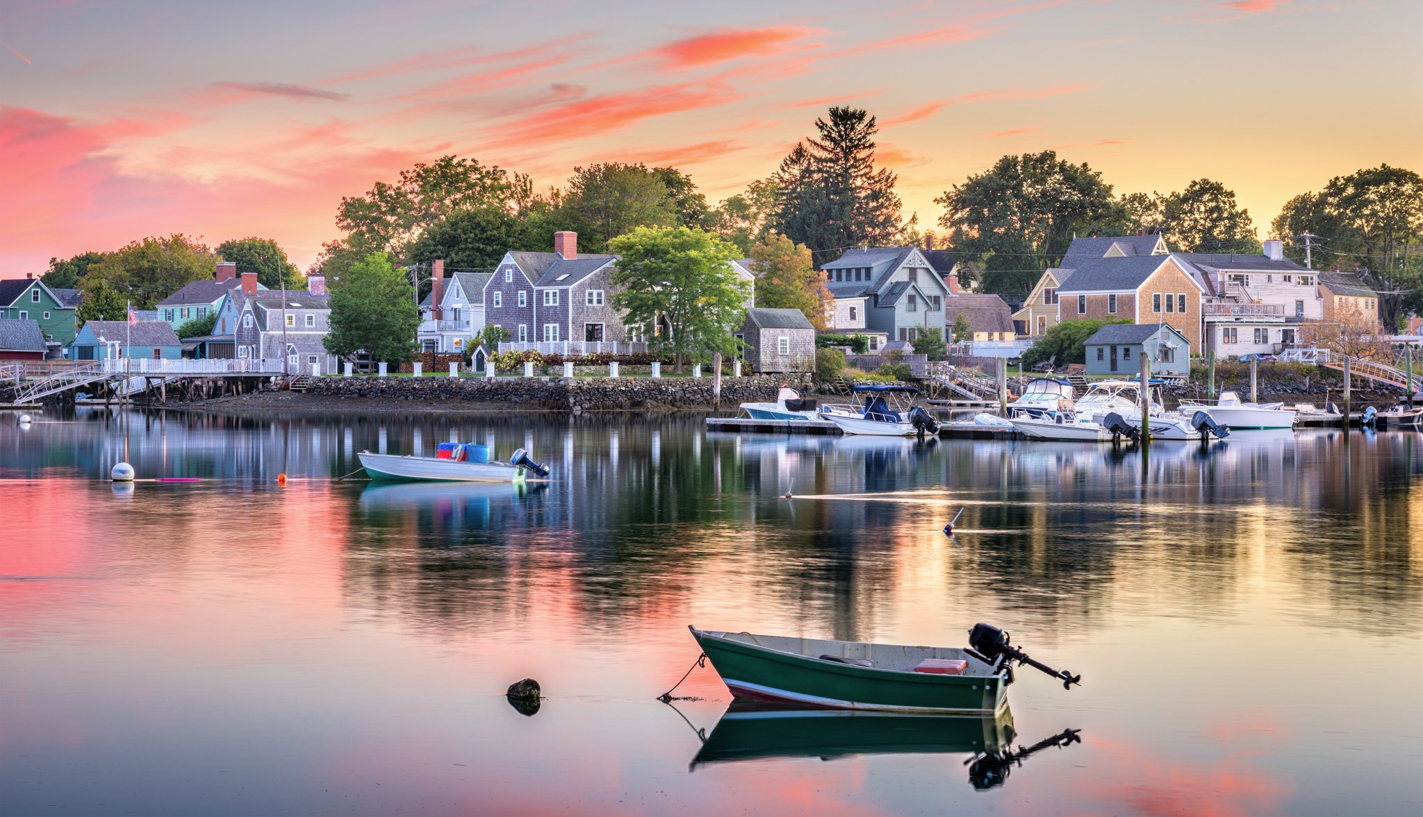 6 Quaint Small Towns In The Northeast To Visit