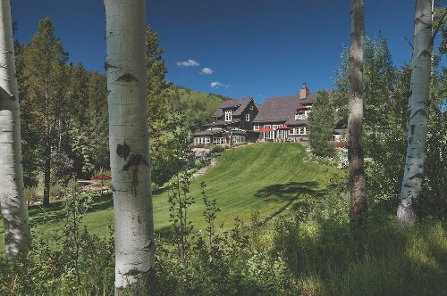 You Can Rent Kevin Costner's Gorgeous 160-Acre Colorado Ranch, But It'll Cost You