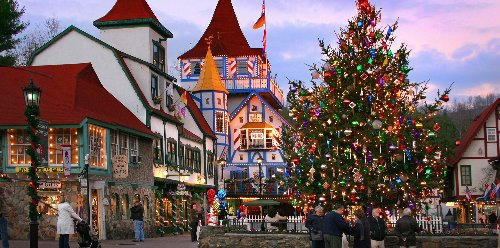 Best Small Town Christmas Markets In The U.S.