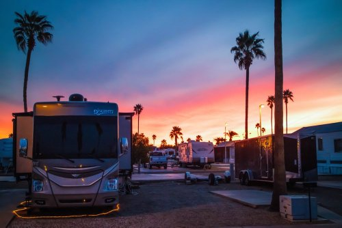 Camping To Glamping: 5 Reasons To Rent An RV
