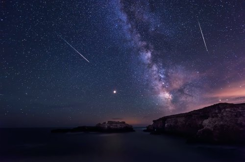 NASA Says Perseid Meteor Shower Will Be The Best Of 2021 - TravelAwaits