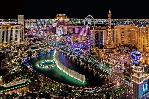 First Major Resort To Open On Las Vegas Strip In A Decade Plans Summer Debut