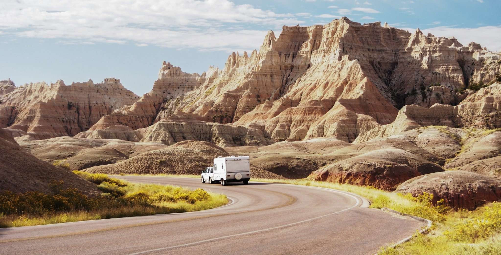 7 Breathtaking Places You Must Visit In An RV
