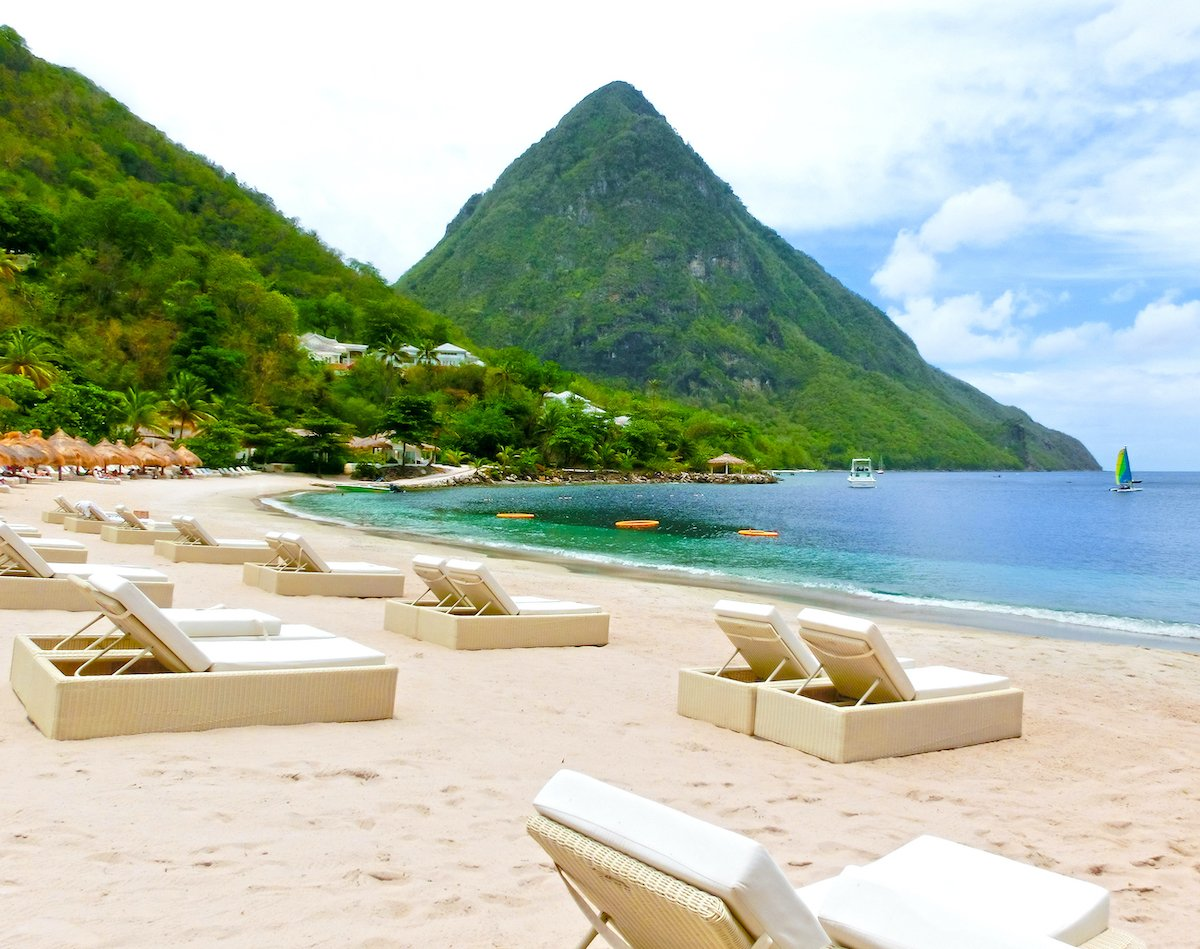 St. Lucia Making It Easier Than Ever To Visit - cover